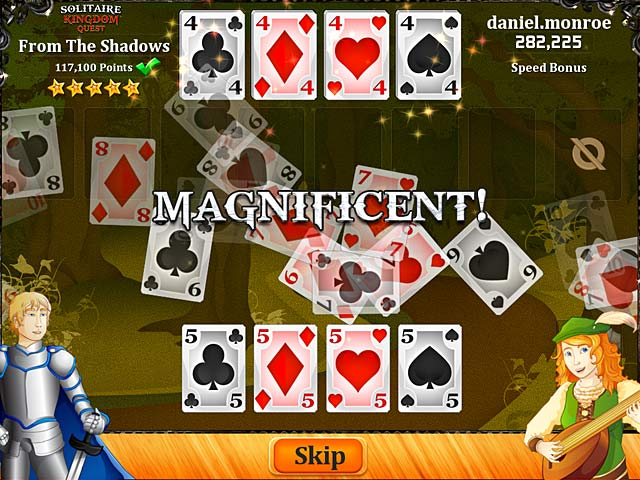 Game screenshot 2 Solitaire Kingdom Quest