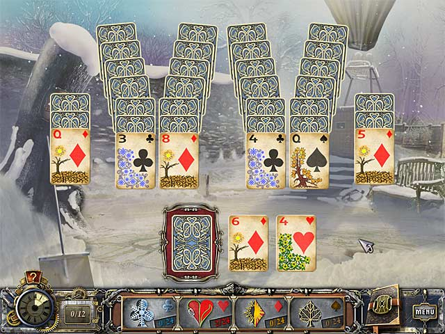 Video for Solitaire Mystery: Four Seasons