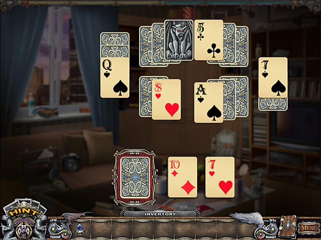 Game screenshot 2 Solitaire Mystery: Stolen Power