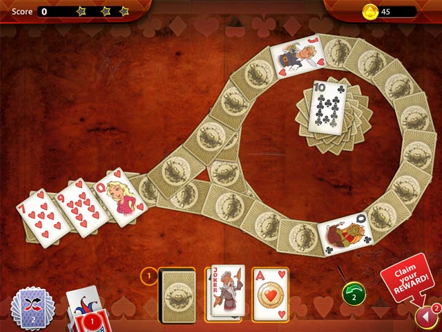 Game screenshot 2 Solitaire Perfect Match