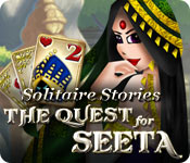 Feature screenshot game Solitaire Stories: The Quest for Seeta