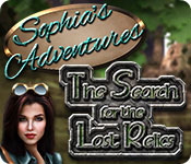 Sophia's Adventures: The Search for the Lost Relics