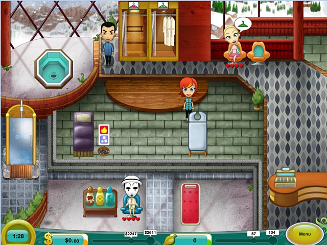 Spa Mania 2 &#8211; Mac Screenshot-1