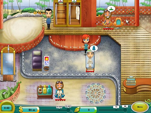 Game screenshot 2 Spa Mania 2