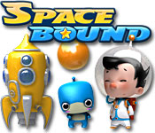 Feature screenshot game Spacebound