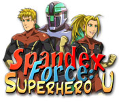 Spandex Force: Superhero U - Mac