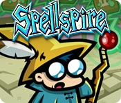 Feature screenshot game Spellspire