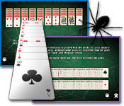 SpiderMania Solitaire - Mac