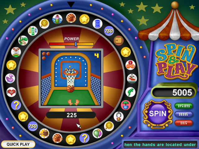 Game screenshot 1 Spin and Play