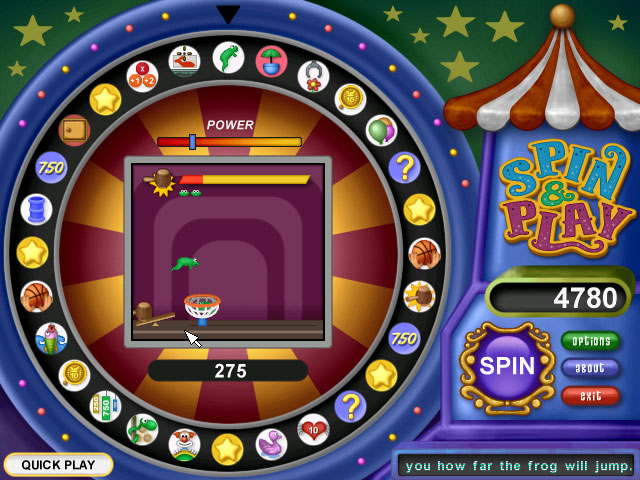 Game screenshot 3 Spin and Play