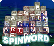 Feature screenshot game Spinword