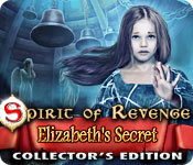 New Release! Spirit of Revenge: Elizabeth's Secret