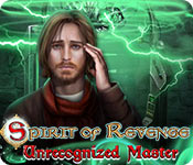 Spirit of Revenge: Unrecognized Master Walkthrough
