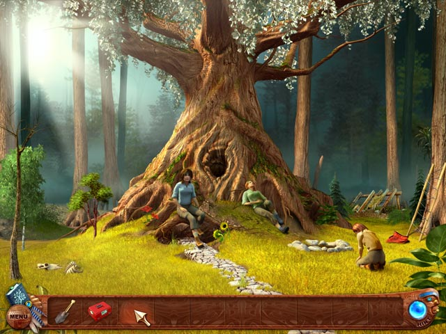 Game screenshot 1 Spirit Walkers: Curse of the Cypress Witch