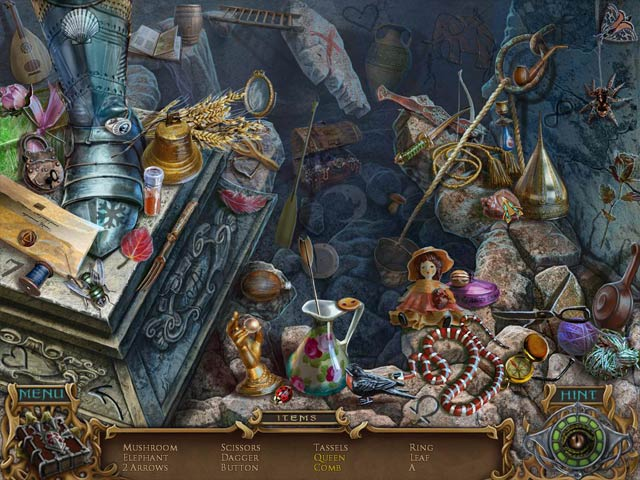 Game screenshot 1 Spirits of Mystery: Amber Maiden Collector's Edition