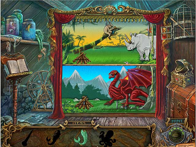 Game screenshot 3 Spirits of Mystery: Song of the Phoenix Collector's Edition