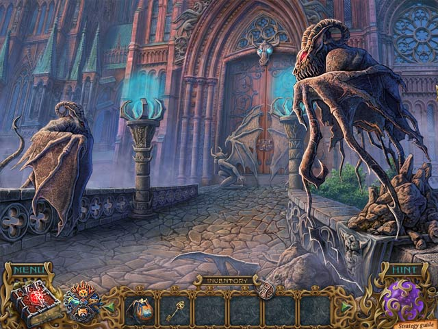 Game screenshot 2 Spirits of Mystery: The Dark Minotaur Collector's Edition