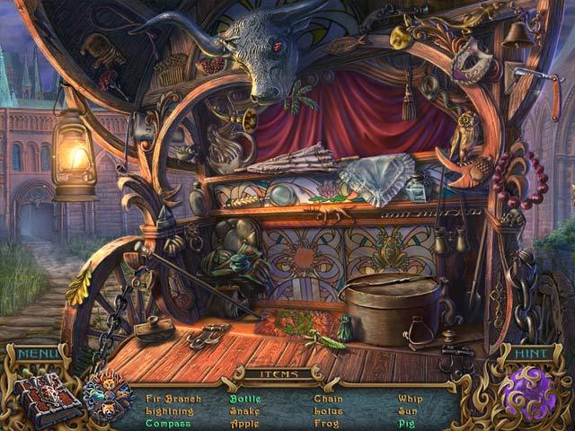 Video for Spirits of Mystery: The Dark Minotaur