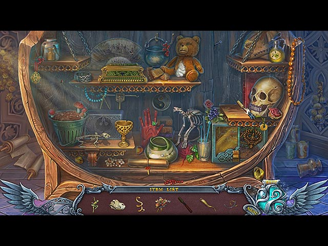 Video for Spirits of Mystery: The Silver Arrow