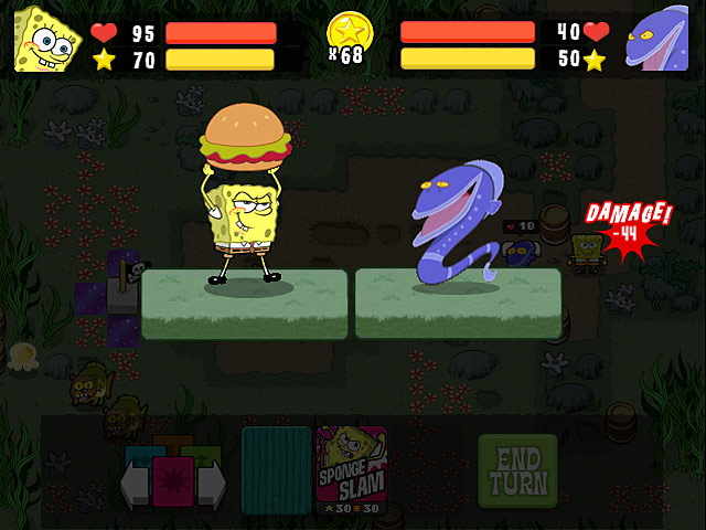 Game screenshot 3 SpongeBob Atlantis SquareOff