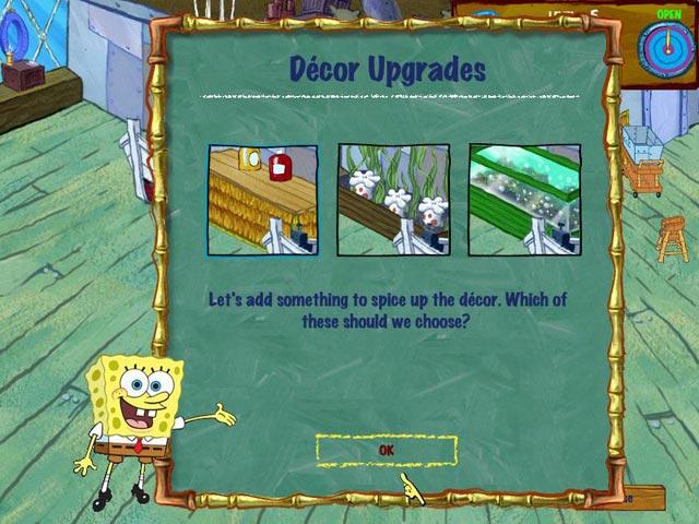 Game screenshot 3 Spongebob Diner Dash 2