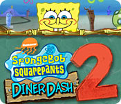 free download SpongeBob Diner Dash 2 game