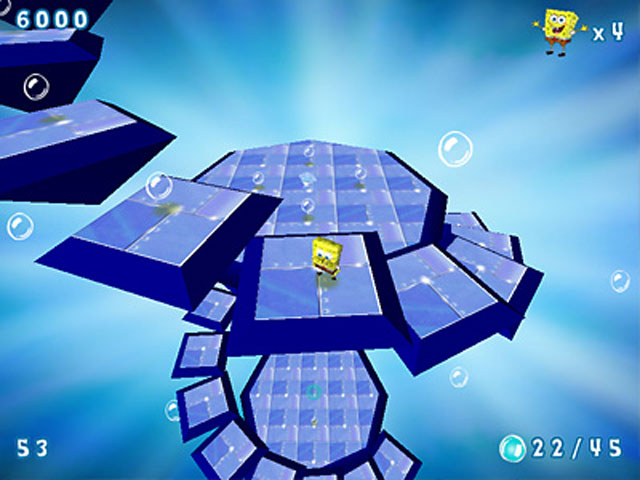 Video for SpongeBob SquarePants Obstacle Odyssey 2