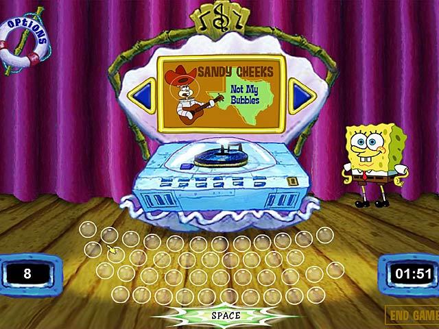 Game screenshot 2 SpongeBob SquarePants Typing