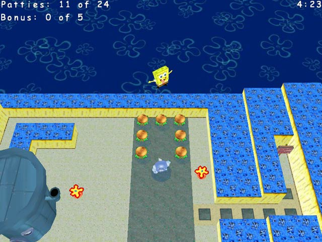 Game screenshot 2 SpongeBob SquarePants Krabby Quest