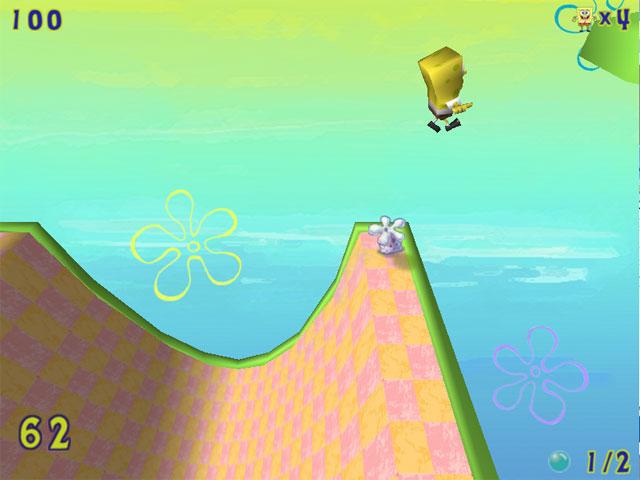 Game screenshot 1 SpongeBob SquarePants Obstacle Odyssey