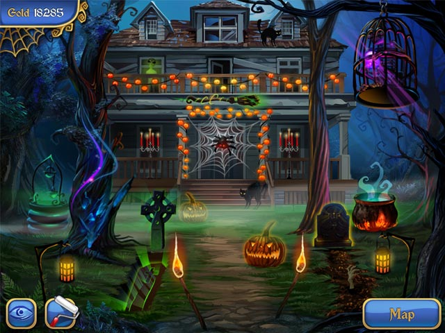 Game screenshot 1 Spooky Bonus