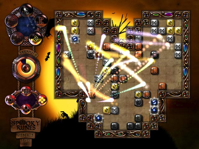 Game screenshot 1 Spooky Runes