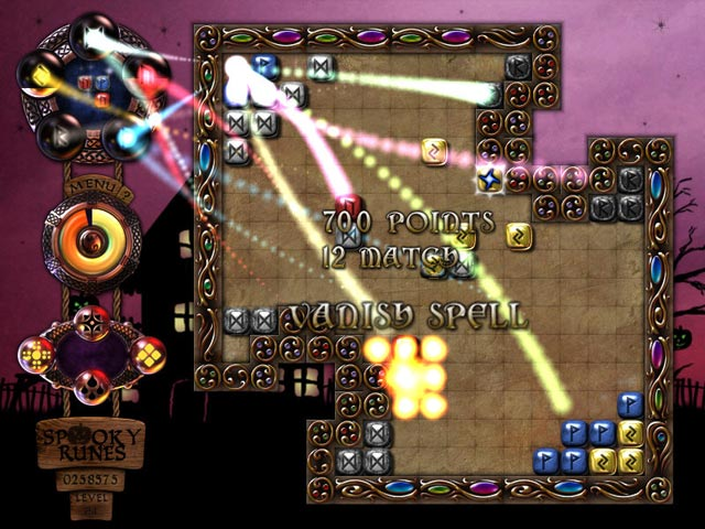 Game screenshot 3 Spooky Runes