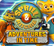 Sprill and Ritchie: Adventures in Time Walkthrough