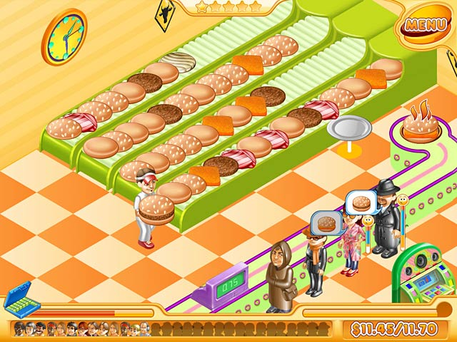 Game screenshot 1 Stand O` Food 2
