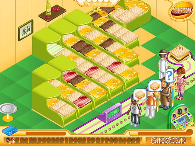 Game screenshot 3 Stand O` Food 2
