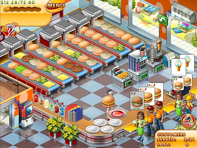 Stand O&#8217;Food 3 Screenshot-1