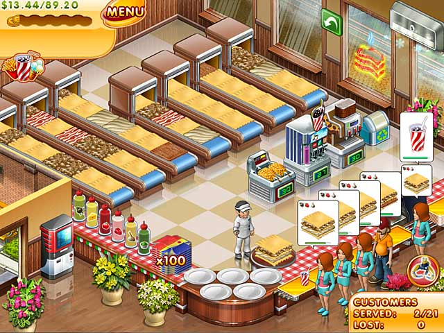 Stand O&#8217;Food 3 Screenshot-3