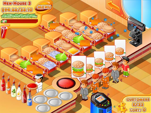 Game screenshot 1 Stand O'Food