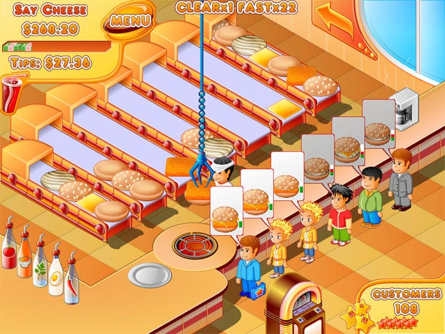 Game screenshot 3 Stand O'Food
