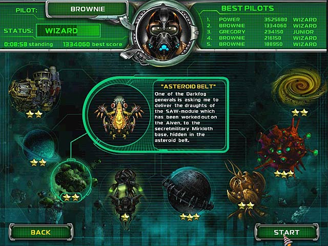 Game screenshot 3 Star Defender 4