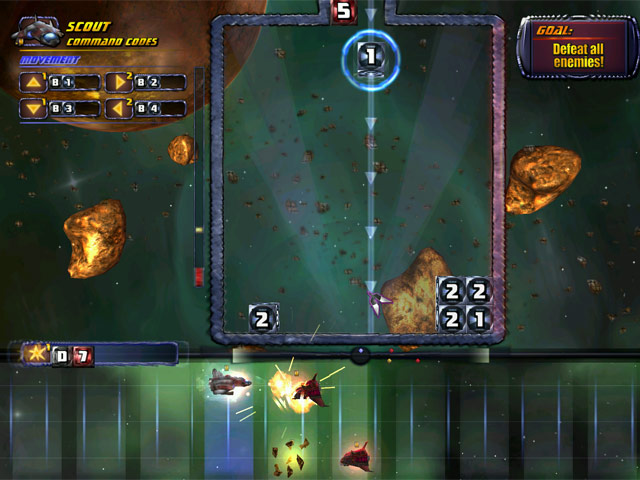 Game screenshot 1 Starlaxis: Rise of the Light Hunters