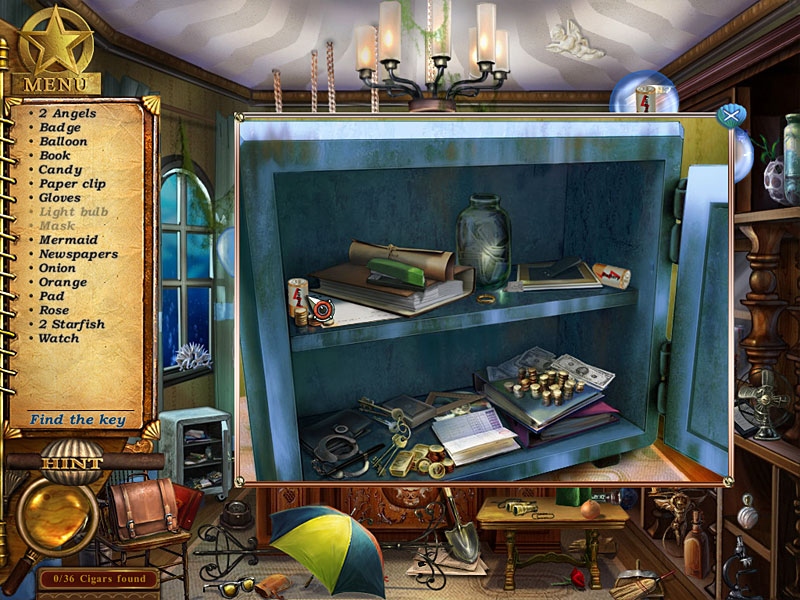 Game screenshot 2 Steve the Sheriff: The Case of the Missing Thing