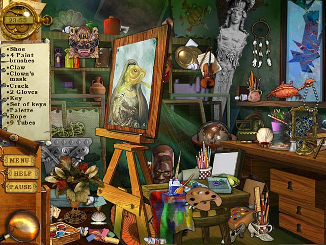 free online latest hidden object games to play now