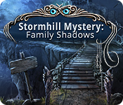 Feature screenshot game Stormhill Mystery: Family Shadows
