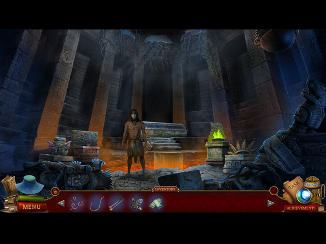 Stranded Dreamscapes: Deadly Moonlight - Screenshot 1