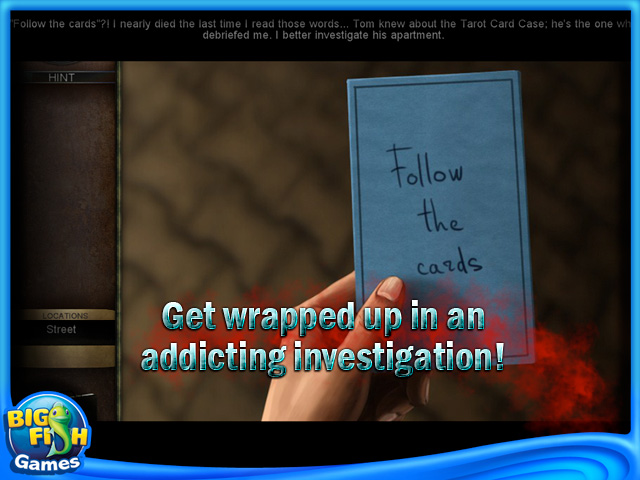 Screenshot for Strange Cases: The Lighthouse Mystery Collector's Edition