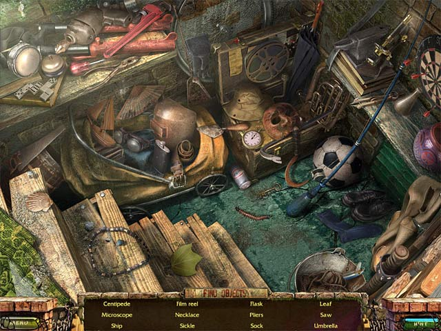 Game screenshot 2 Stray Souls: Dollhouse Story Collector's Edition