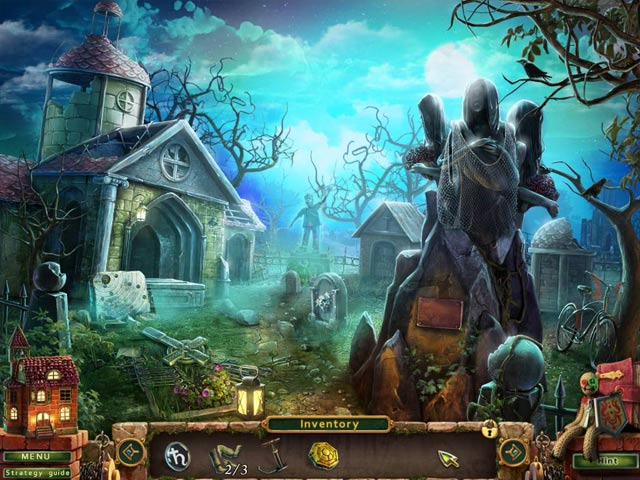 Game screenshot 1 Stray Souls: Stolen Memories Collector's Edition