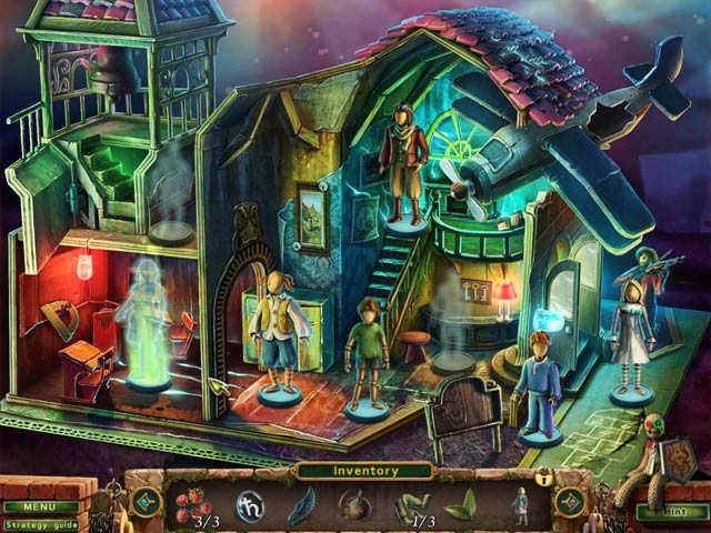 Game screenshot 2 Stray Souls: Stolen Memories Collector's Edition